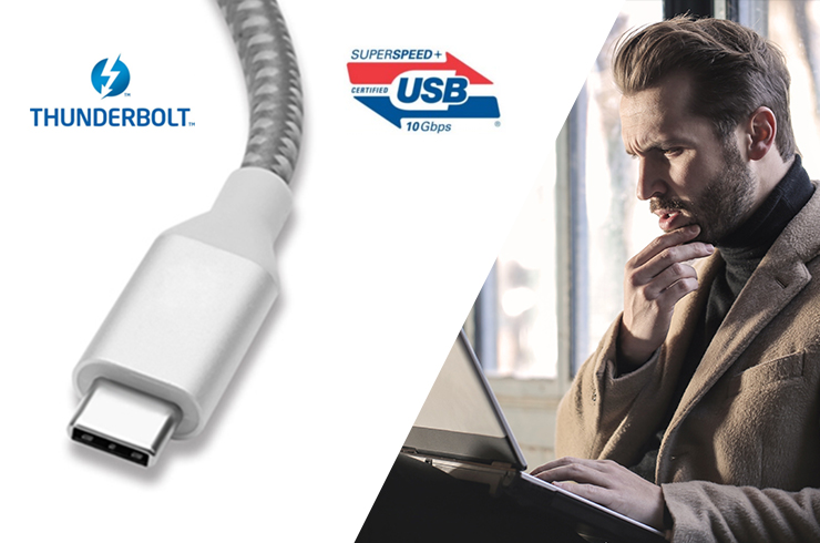 Is Type-C USB 3 1 or Thunderbolt 3? | AVLT Technology